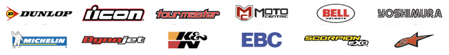 Top Motorcycle Apparel, Parts and Accessories